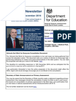 RSC SESL Newsletter - November 2016