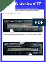 Autodiagnosis Mercedes Clase C 96-2000