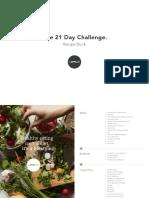 21 Day Challenge Recipe Book Web New