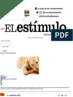 Recetas Caseras Ante La Escasez de Perrarina