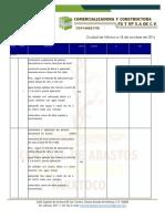 Catalogo Comex