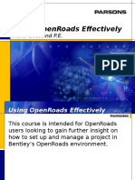Using+OpenRoads+Effectively