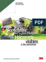 3M Catálogo Scotchlite Reflectante Para Prendas2014