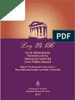 Ley 24156 Comentada