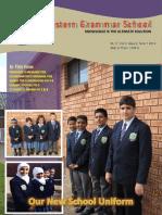 WGS School Newsletter - Term 2 Newsletter 1 Final Draft