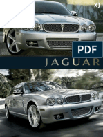 2009 Jaguar XJ brochure