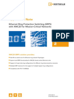 Application Note ERPS With XMC20