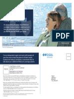 Blue Cross Blue Shield Agent Marketing Materials