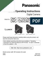 TZ80 and TZ110 Basic Operating Instructions