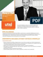 Maestria Administracion Publica