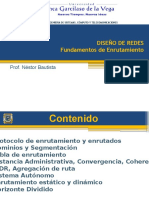 Fundamentos de Enrutamiento