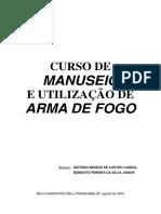 Curso de Manuseio de Arma