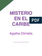 Christie, Agatha - Misterio en el Caribe.pdf