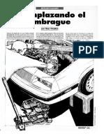 Reemplazando El Embrague Junio 1993
