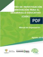 Manual de Organización_febrero2016 Con Correcciones Hechas Por Claudia Garcia