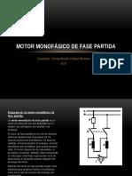 Motor Monofásico de Fase Partida