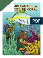 habitad de los arrecifes de coral
