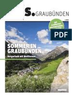 Finis.graubuenden Sommer 2016 Von Der Natur Der Nachhaltigkeit