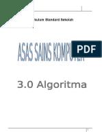 Modul 3.0 Algoritma