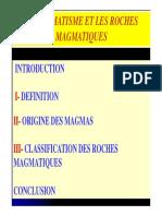 03 Le Magmatisme 2011-2012 Mode de Compatibilite 2