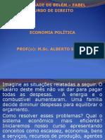 Economia Política Slide