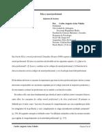 EticaYMoralProfesional-Informe