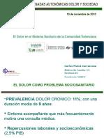 Jornadas Dolor y Sociedad Ppt Para Revista