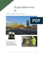 Nubes de Gas Tóxico en La Industria - Fco Javier Andrés