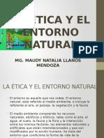 La Etica y El Entorno Natural