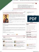Señal de La Cruz, Significado - Religion Catolica Romana