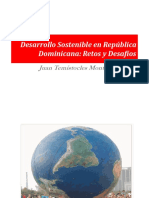 Desarrollo Sostenible en Republica Dominicana Retos y Desafios
