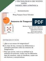 Sensores Temperatura