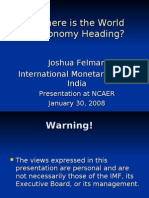 World economy IMF