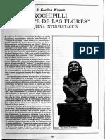 Wasson - Xochipilli, Príncipe Das Flores