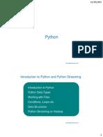 Hadoop - Session 7 Python