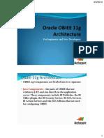 OBIEE 11g Architecture