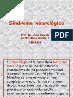 sindrome neurologico