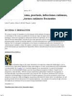 Cap 71 Eccema, Psoriasis, Infecciones Cutáneas, Acné y Otros Trastornos Cutáneos Frecuentes