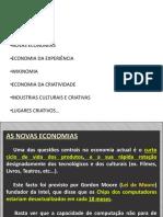 Novas Economias_Indústria Cultural e Criativa_powerpoint_Rui Matoso