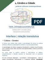 Debate 16 Maio- Escola Sup Educa Lisboa _ Cérebro Cultura Cidade__Rui Matoso 2015