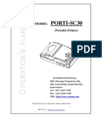 Operator Manual Porti_SC30