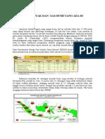 Cekungan Migas Di Indonesia