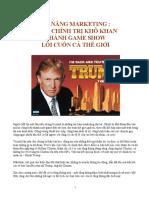 Donald Trump - Game Show Tổng Thống Đại Tài