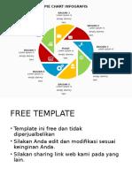 Pie Chart Infografis