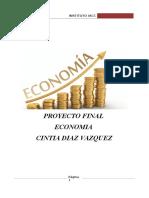 PROYECTOFINALeconomia IACC