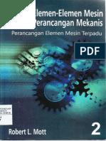 Elemen Elemen Mesin Dalam Perancangan Mekanis Edisi 4