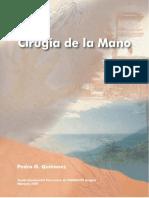 P. Quiñonez - Cirugia de La Mano
