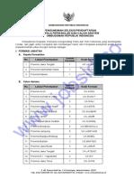 Lowongan Ombudsman RI 23 November 2016