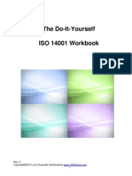 14001 Workbook & Presentations