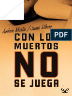 633cfc1b8e Con Los Muertos No Se Juega - Andreu Martin